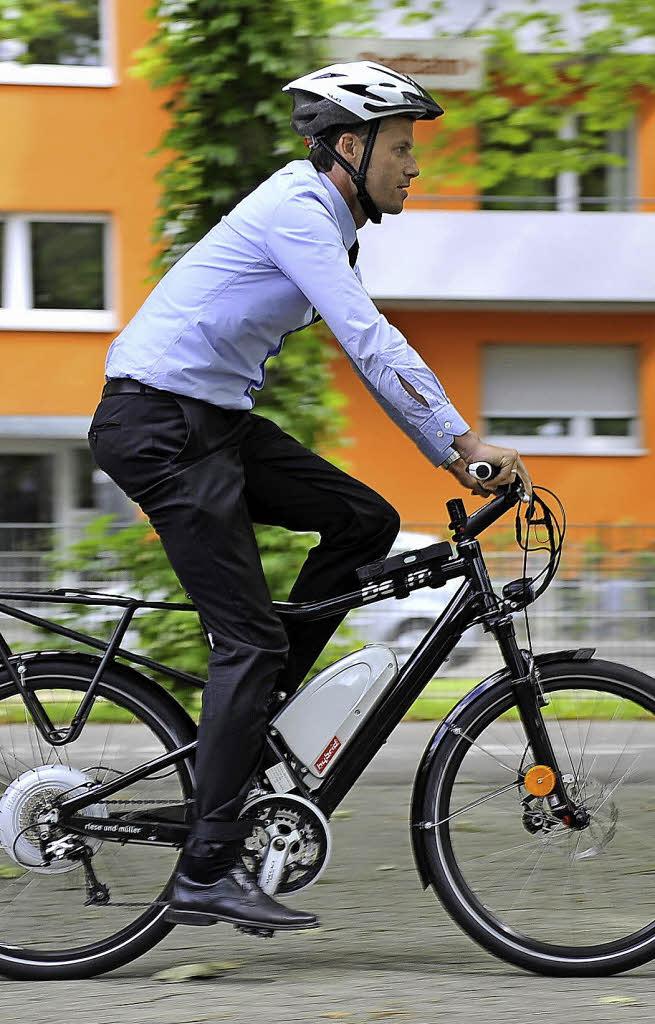 e bike hersteller wehren sich gegen testbericht wirtschaft badische zeitung. Black Bedroom Furniture Sets. Home Design Ideas