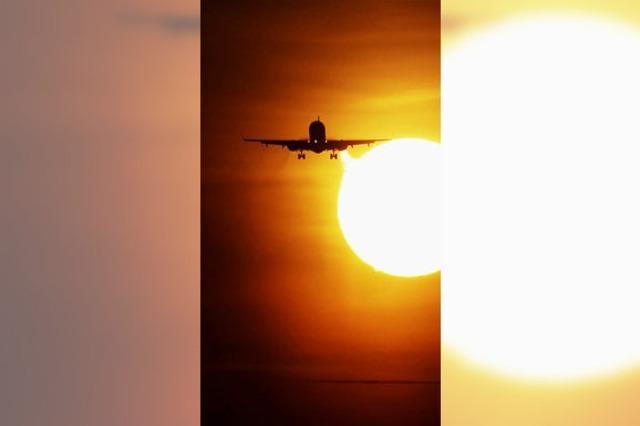 Die Lust auf das Fliegen verstärkt den Treibhauseffekt