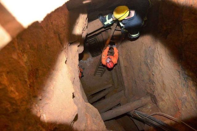 Tod im Besucherbergwerk Schauinsland: Bergwacht über den Einsatz