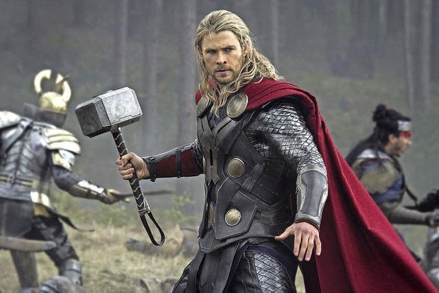 """Chris Hemsworth: """"Ich wetteifere mit mir selbst"""