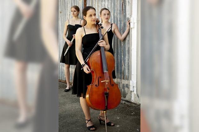 Uraufführung: Das Trio Querstrich spielt im depot.K in Freiburg