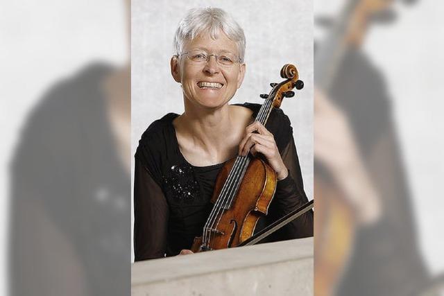 SONNTAG: KLASSIK: Violine solo