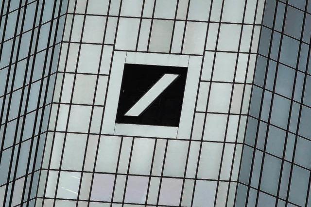 Milliardenpuffer statt Milliardengewinn: Deutsche Bank ausgebremst