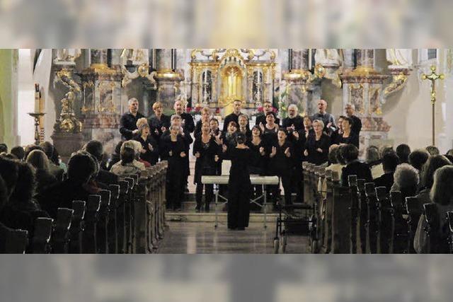 Kirchenmusik der besonderen Art in St. Alexius