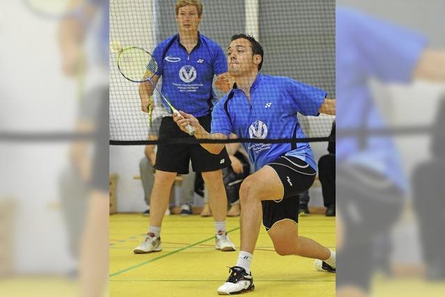 Matthieu Portè und Florian Dörflinger punkten für die TSG Schopfheim