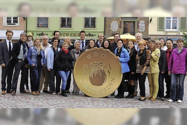 Neue Gulden für die Stadt
