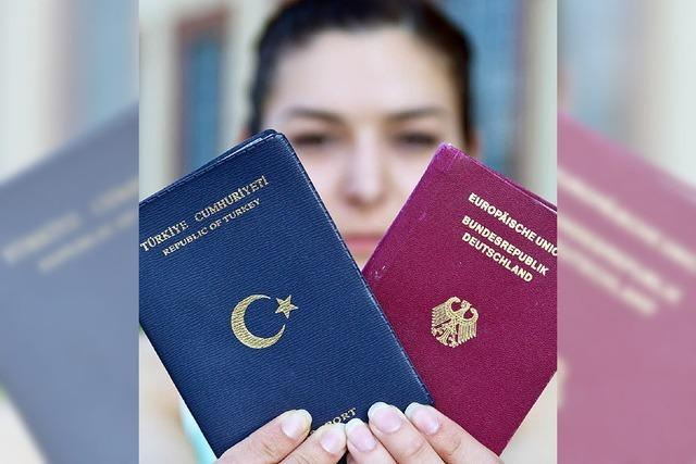 Union bewegt sich bei der doppelten Staatsbürgerschaft
