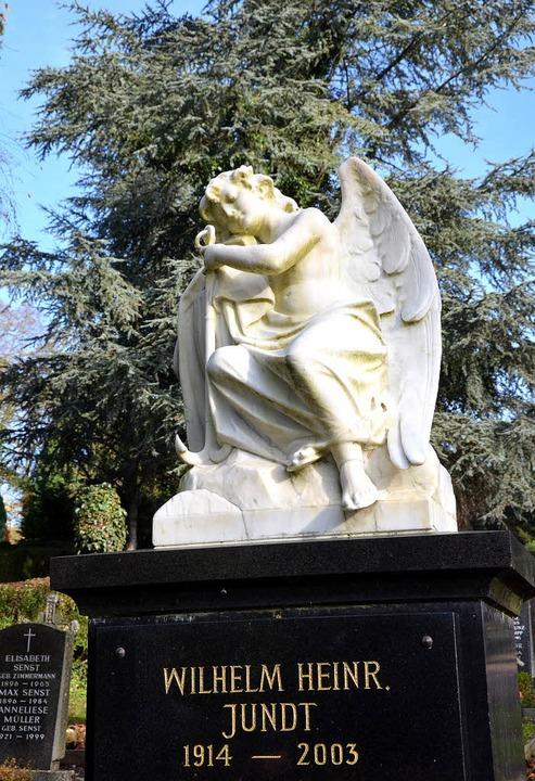 Immer weniger Familiengräber, mehr Urn...hier auf dem Bergfriedhof,  im Wandel.  | Foto: Gerhard Walser