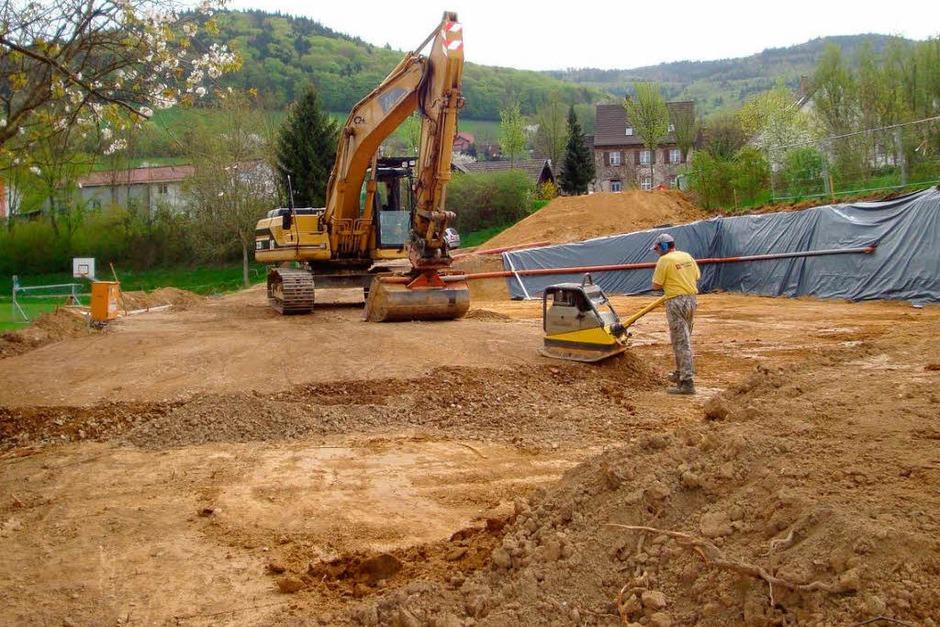 Hier entsteht der neue Söldener Bauhof <?ZL?> (Foto: privat)