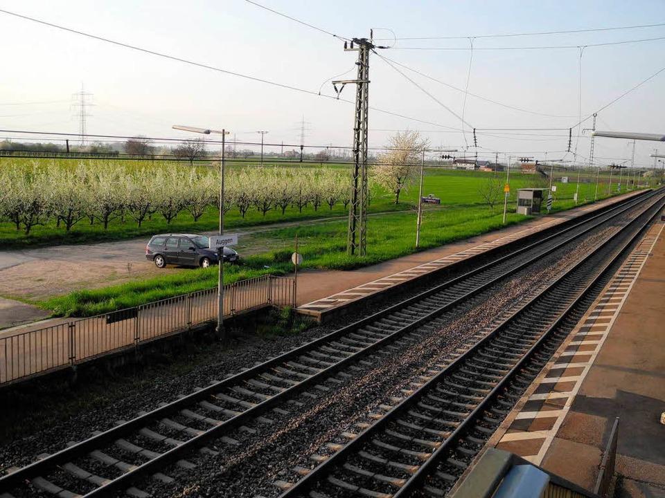 Auf der Rheintalbahnstrecke soll nach ...der 30-Minuten-Takt eingeführt werden.  | Foto: sigrid umiger