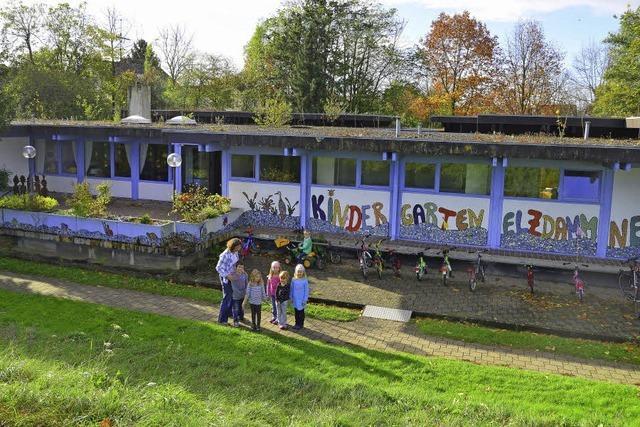 Freude auf den neuen Kindergarten