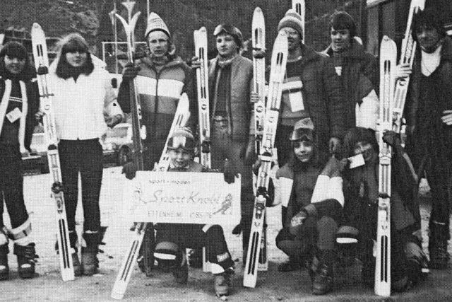 Zum 50-jährigen Bestehen des Skiclubs Ettenheim kramen Mitglieder in Erinnerungen