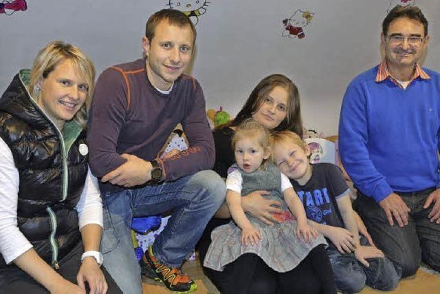 18 000 Euro für junge Familie in Not