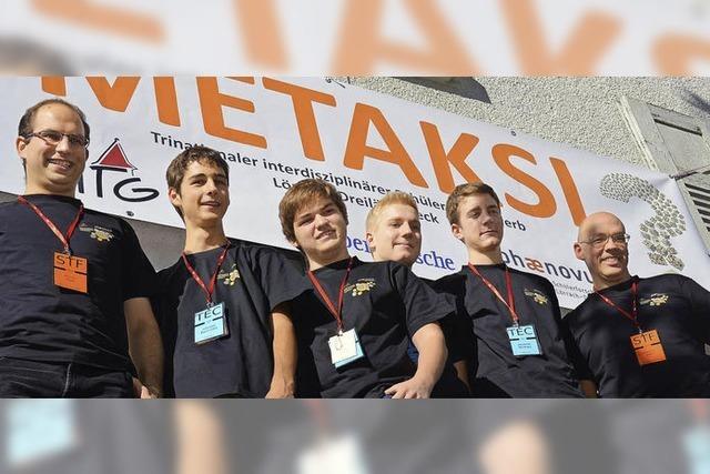 Metaksi – ein großer Schulwettbewerb hat Premiere