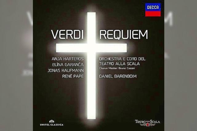 CD: KLASSIK: Expressiver Verdi