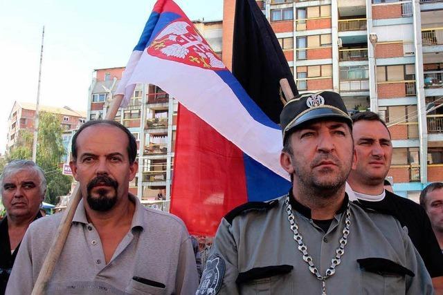 Serbische Minderheit will Kommunalwahl boykottieren