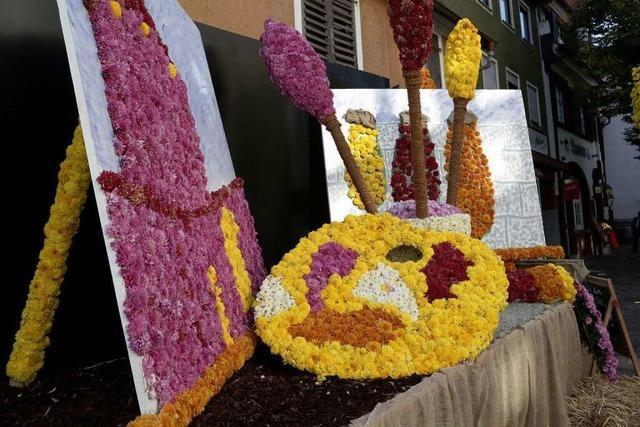 Fotos: alle Blumenwagen auf einen Blick