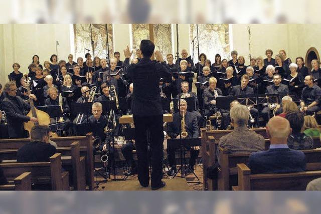 David Grottschreibers Messe für Chor und Jazzorchester: Gefällig und innovativ zugleich