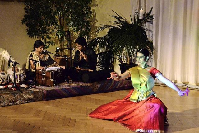 Sufi-Musik und Sufiyana Kathak-Tanz