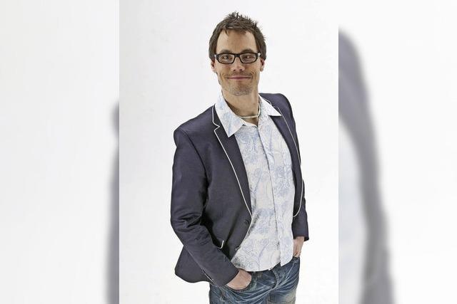 Christoph Sieber in Lahr