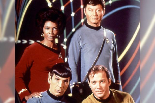 Star-Trek-Fans auf hoher See