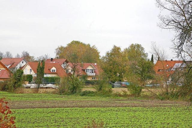 Kippenheim gehen die Bauplätze aus