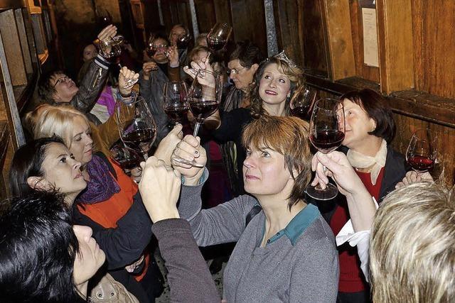 Wein und Weib – das passt