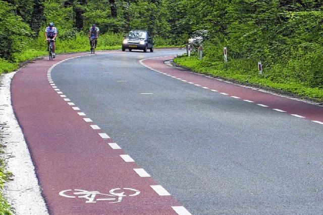 Kreis Waldshut setzt auf Radwege