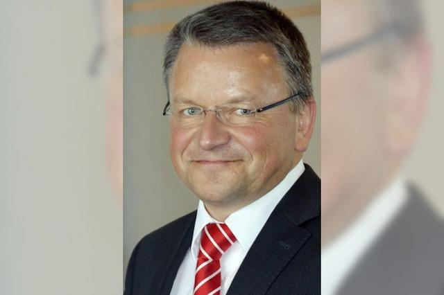Gerhard Beringer ist neuer Vize-Vorstand der Sparkasse
