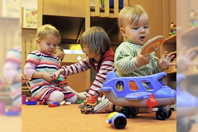 Teure Kinderbetreuung