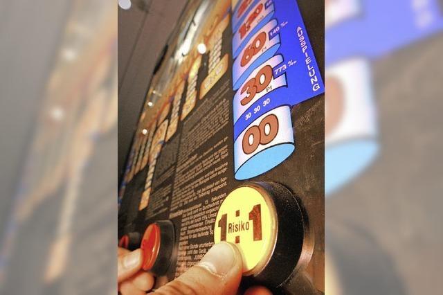 Spielautomaten spülen Murg mehr Geld in Kasse
