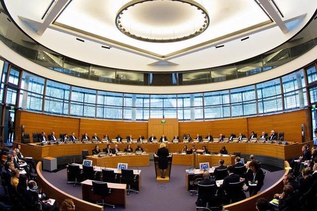 Gericht verhandelt über Greenpeace-Fall