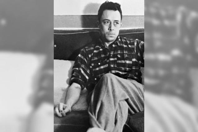 Albert Camus – das Pathos der Revolte