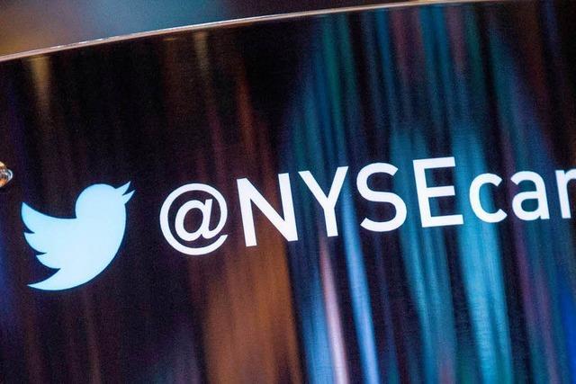 Twitter startet mit Preisaufschlag an der Börse