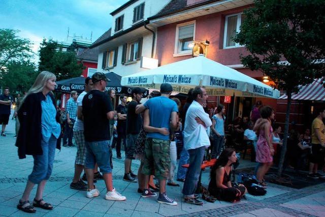 Zur Sperrstunde gehen in Rheinfelden die Meinungen auseinander