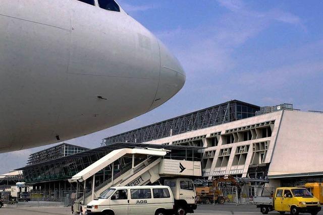 Flughafen Stuttgart: Behinderung wegen möglicher Weltkriegs-Bombe