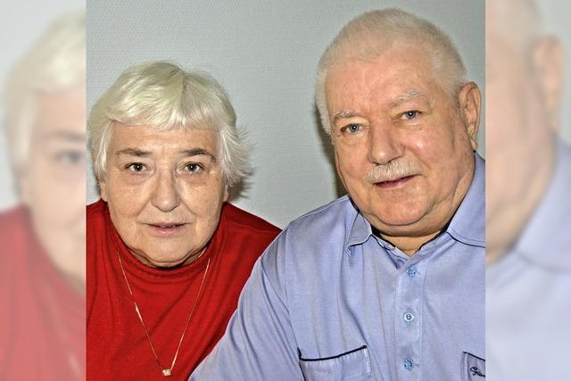 Seit 50 Jahren gemeinsam durchs Leben
