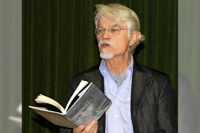Heimatdichter Markus Manfred Jung ist ein Bewahrer der alemannischen Mundart