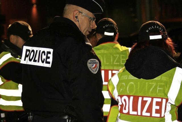 Der kleine Grenzverkehr der Polizei