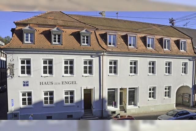 Gasthaus Engel: Umbau zum Haus der Diakonie ist aufwändiger als erwartet