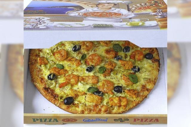 Pizza bestellt – und Boten verprügelt
