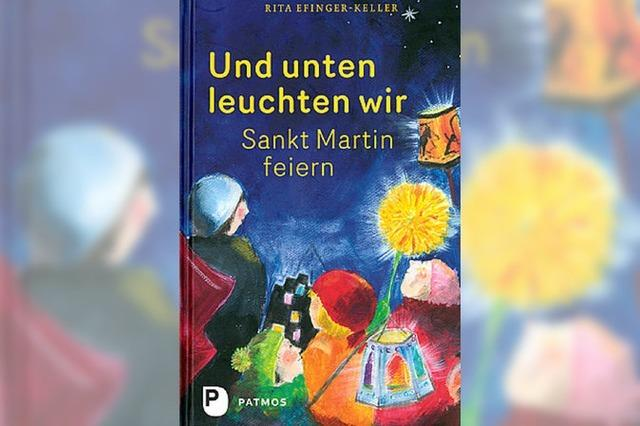 BUCHTIPP: Laterne, Laterne ...