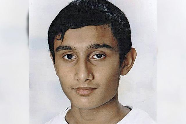 FRAGEBOGEN: Sarath, 16 Jahre, Lahr