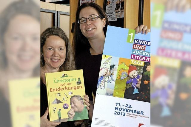 Festival des Kinder- und Jugendbuchs