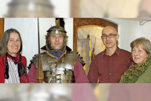 Laufenburgs römischer Teil