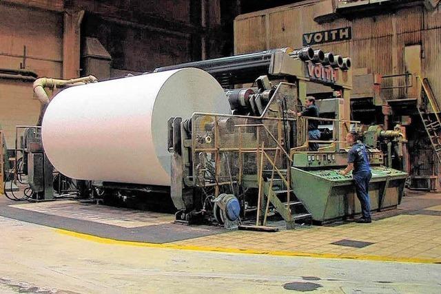 Betriebsrentner der stillgelegten Papierfabrik Albbruck klagen