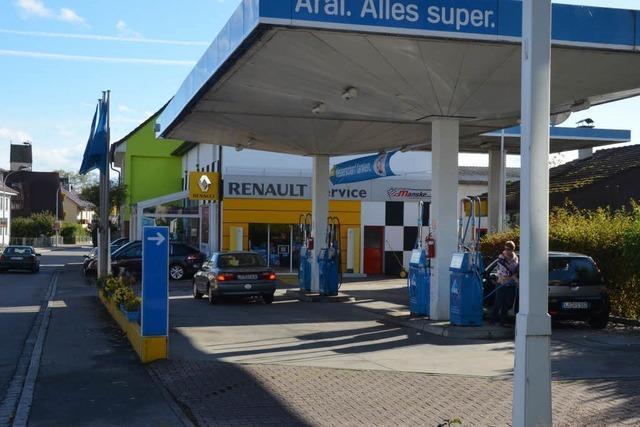 Tankstellenüberfall: Polizei kann Weg der Täter rekonstruieren