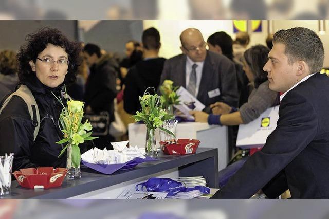 Handwerk, Handel und Hochschulen informieren