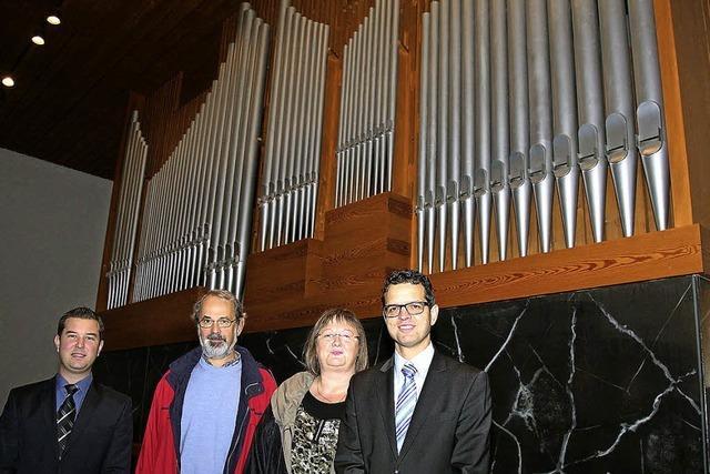 Ein neuer Klang in der Kirche
