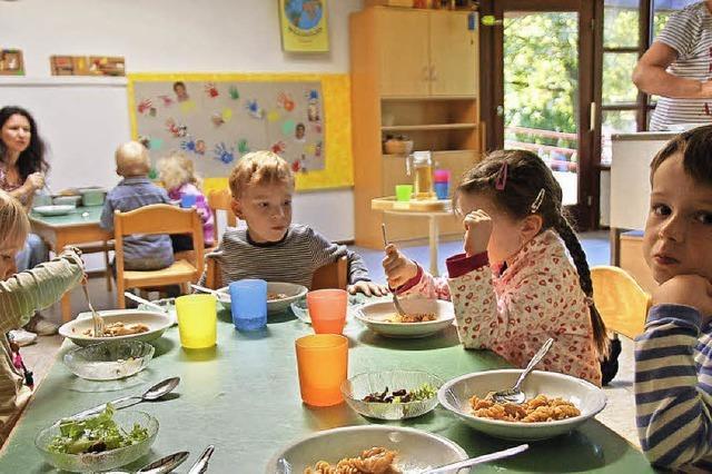 Mehr Geld für Kinder-Tagesbetreuung